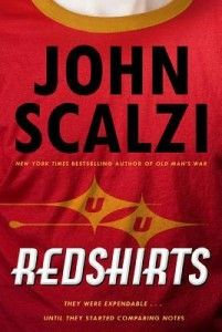 Top 10 Science Fiction Books 2012: Redshirts by John Scalzi