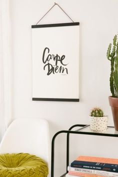 Karen Hofstetter Carpe Diem Art Print
