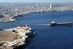 La bahía de La Habana