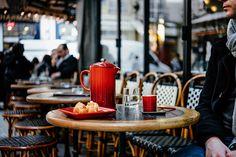 Coffee Culture: Le Creuset Coffee Press and Mug Le Creuset, Coffee Brewing Methods, French Coffee, Coffee Culture, French Press, Stoneware, Coffee Maker, Mugs, Tea