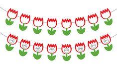 Tulipánfüzér március 15-re – Papírműhely Republic Day, Independence Day, Summer Fun, Paper, Blog, Gardens, Teacher, Decorations, Google