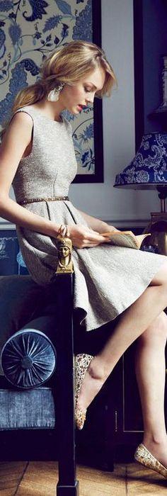 elegant. #vestido #pregas #cinto #brilho