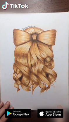 Colorful hairstyles! Download #TikTok to find more funny ideas. Life's moving fast, so make every second count. #drawing #valentine #painting #hair #hairstyle
