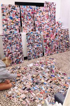 Bedroom Inspo, Room Decor Bedroom, Cute Room Decor, Girl Bedroom Designs, Room Goals, Aesthetic Room Decor, Dream Rooms, My New Room, Picture Wall