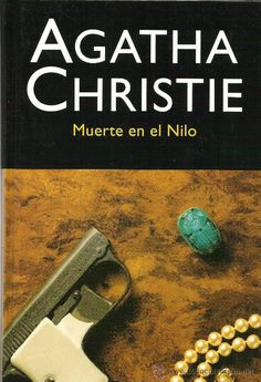 muerte en el nilo libro agatha christie