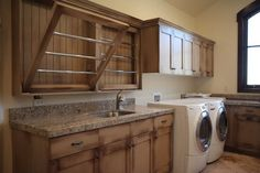 Laundry Room Improvements