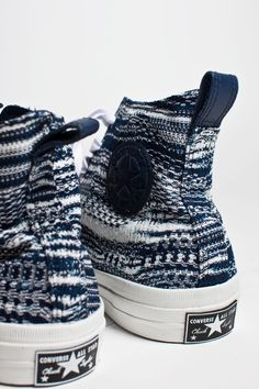 Missoni Chucks #edgarallenfaux #mens #style #clothing #menswear #mensstyle #styleguide #converse #shoes #accessories #labelingmen