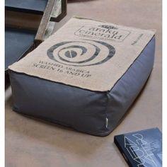 coussins d coration coussin de sol caf cors en sac. Black Bedroom Furniture Sets. Home Design Ideas