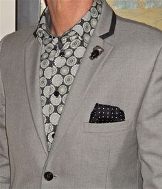 TOPMAN jacket, Haight + Ashbury shirt…  #menstyle #menswear #menscouture #mensfashion #instafashion #fashion #hautecouture #sartorial #sprezzatura #style #dapper #dapperstyle #pocketsquare #haight & ashbury #bustle #topman #lorenzo banfi