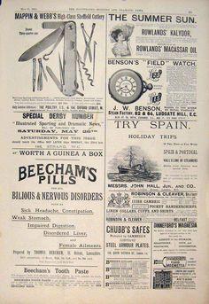 1 Print Advert Mappin Webb Cutlery Benson'S Chubb Beecham'S 715600 Old Original Vintage Newspaper, Newspaper Design, Vintage Ephemera, Vintage Paper, Vintage Ads, Vintage Images, Vintage Prints, Vintage World Maps, Invictus Poem