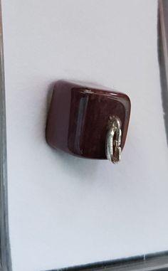 Anhänger Mookait Heilsteine Edelsteine Trommelsteine Silber 925 Mineralien