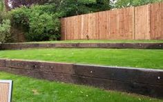 Image result for tiered landscaping