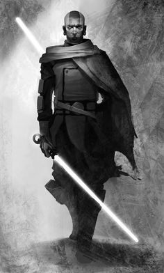 Concept Art by Brenoch Adams #StarWars: Episode VII – The Force Awakens