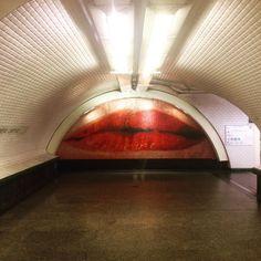 #subway #smack #lips #paris