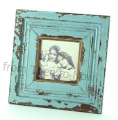 BLUE DISTRESSED SQUARE PHOTO FRAME by Heaven Sends, http://www.amazon.co.uk/dp/B00942JRQS/ref=cm_sw_r_pi_dp_yvsftb1TEDWPZ