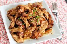 Crockpot Honey Sesame Chicken - Sweet Treat Eats