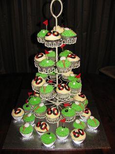 women's birthday cupcake ideas | Kristy's Krazy Cakes