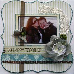 Anderjackie's Gallery: So Happy Together *Gone Scrapbooking*