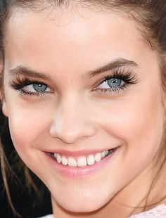 Close-up of Barbara Palvin at the 2016 Cannes premiere of 'Julieta'.