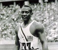Nazi Olympics | August 4, 1936: Jesse Owens wins long jump--and respect--in Germany