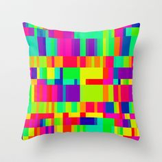 the Great Noize II Throw Pillow