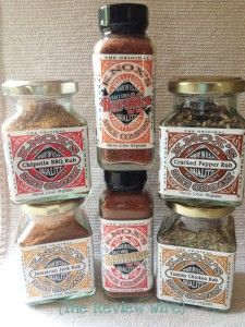 Knox Spice Co. Dry Rubs Review
