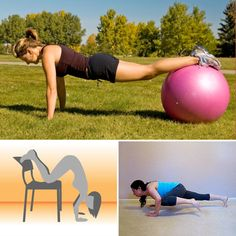 14 Ways to Push Your Push-Ups from @fitsugar