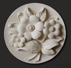 Flower ceramic | Vyacheslav Goryanov. Discussion on LiveInternet - Russian Service Online Diaries