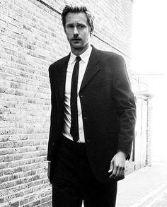 Eric Northman, Alexander Skarsgard, Beautiful Boys, Gentleman, Suit Jacket, Actors, Haberdashery, Fanfiction, Jackets