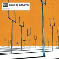 Muse Origin Of Symmetry Album Cover, Muse Origin Of Symmetry CD Cover, Muse Origin Of Symmetry Cover Art Greatest Album Covers, Music Album Covers, Music Albums, Music Music, Best Album Art, Sheet Music, Music Tabs, Cover Songs, Music Stuff