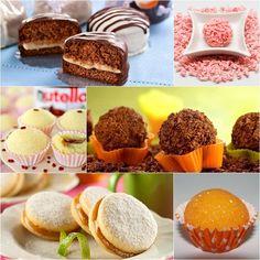 Desde os tradicionais até os mais diferentes: 10 receitas de doces fáceis para sua festa de aniversário.