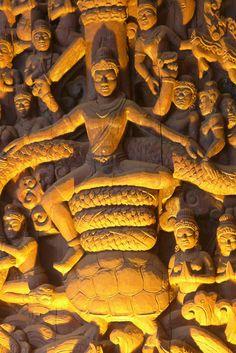 Indian Architecture, Ancient Architecture, Pattaya Bangkok, Meat Art, Hampi, Hindu Temple, Art Base, Stylish Girl Images, Hindu Art