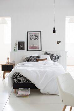 #black #classy #fashion #interior #white