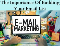 Email list building is like this in that you must continually be monitoring your results and take alternative actions to create different results. The same goes for sign-up list building. Make your website traffic work for you, by building your own email list, the costs are nominal. Email List, Affiliate Marketing, Work On Yourself, Alternative, Laptop, Sign, Website, Lifestyle, Create