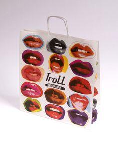 Lips, Troll, eko torba, torby ekologiczne, torby ekologiczne producent, torby ekologiczne katowice, http://www.ecosac.pl/realizations