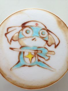 """Dororo from """"Sgt. Frog"""".  I think this is part of  a series with the others I pinned!  But when will I find Kululu?"""
