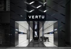 Vertu flagship store in Tokyo by Klein Dytham architecture _