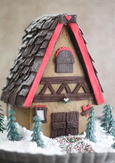 christmas, holidays, Christmas Sweets, gingerbread, gingerbread house