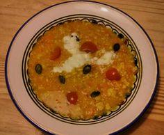 Rezept Orientalische Linsensuppe von thermomuddi-24582 - Rezept der Kategorie Suppen