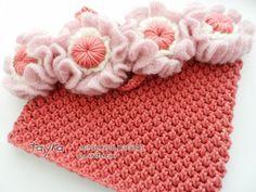 Комплект Квiтка (повязка и шарф-снуд) + мастер-класс / KNITLY.com - блог о рукоделии, мастерклассы