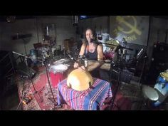 ▶ Gilad dobrecky w/ talking drum & calabas - Oh When The Saints - YouTube