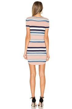 Buy Callahan Women's Blue Stripe Cap Sleeve Dress, starting at £123. Similar products also available. SALE now on!