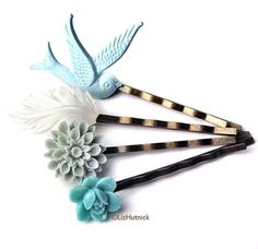 awesome etsy find.. beachy pins http://www.etsy.com/listing/62209399/sf-ocean-beach-bobby-pins-set?ref=fp_treasury_1