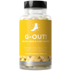 G-Out! Purge Uric Acid Cleanse