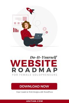 Website Launch in just 7 steps! Are you looking for a step-by-step guide to designing your own website for your business? Look no further ... get the free WordPress Roadmap that shows you how to DIY your website. #buildawebsite #DIYwebsite #websitedesign #WordPress #Freebie #WebDesign #website #WProadmap #WebMentor #WordPressRoadmap #tutorial #WebsiteLaunchGuide #Solopreneur #WebsiteInWeekend #Layout2Launch #anitam.com #LearnWithAnitaM Creative Business, Business Tips, Design Your Own Website, Twitter Tips, Passion Project, Business Entrepreneur, Instagram Tips, Blogging For Beginners, Social Media Tips