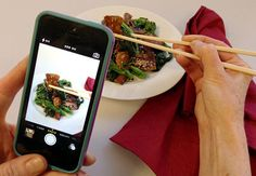 A Food Stylist's Tips to Make Your Phone Photos Fabulous | Epicurious.com #photography #foodstyling
