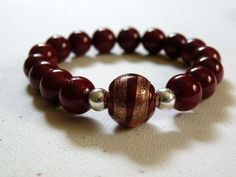 Red Sky At Night      Ruby Jade With by ScorpionMoonDesigns, $47.00
