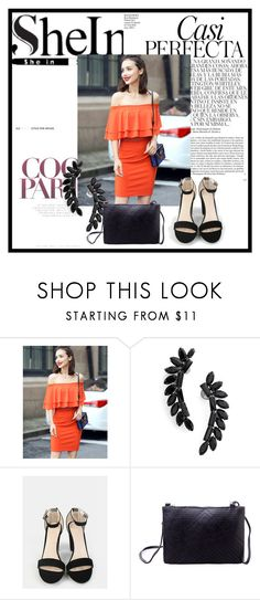 """""""SheIn 7/III"""" by amina-haskic ❤ liked on Polyvore featuring Cristabelle, Whiteley and Sheinside"""