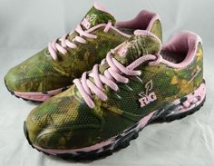 Legendary Whitetails Women's Mamba Ultra Cross Realtree Trail shoes Size 6M Pink #Realtree #Trailshoes