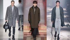 Tendances mode de l'automne-hiver 2015-2016 : Le Manteau ¾